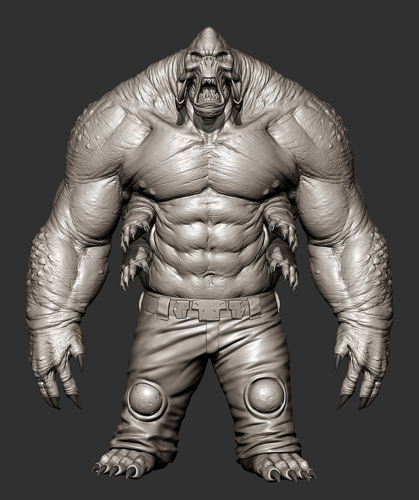 Sculpting Characters from Concepts \u2013 a ZBrush Workshop