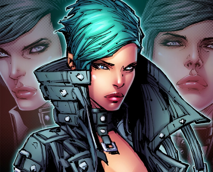 Comic Book Character Design: The Making of E | FlippedNormals
