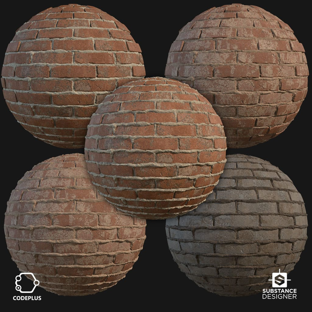 Substance Material Pack | FlippedNormals